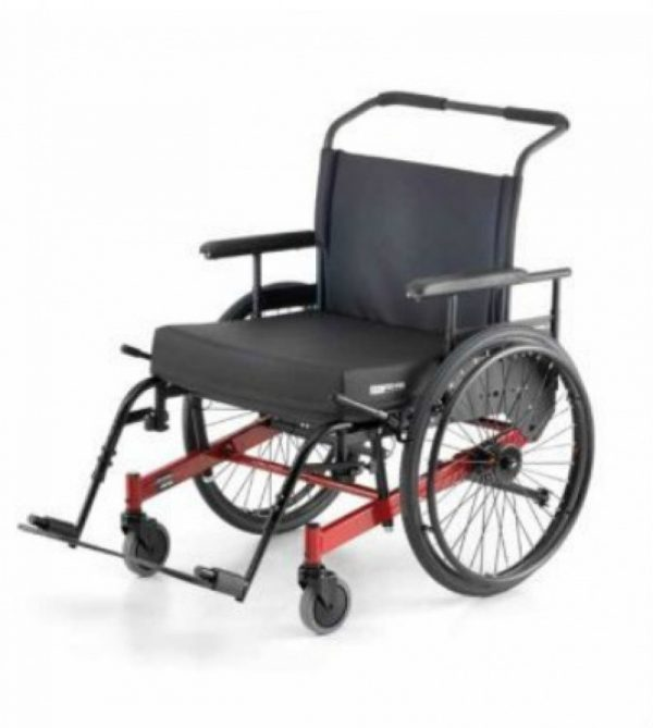 250 Silla de ruedas manual XXL ECLIPSE